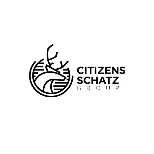 Circle brand with the title 'Citizen Shatz'
