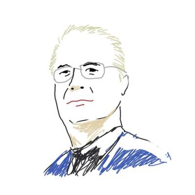 Digital hand drawing