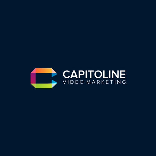 Full-color design with the title 'Capitoline Video Marketing'