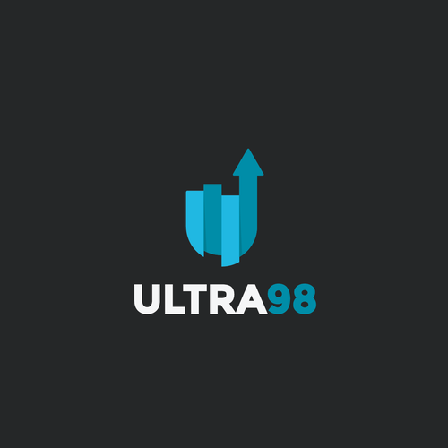Column design with the title 'Ultra logo'