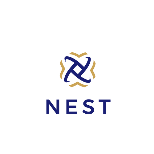 """Mall design with the title 'Logo for  engaging brand for the UBC student """"Nest"""" building '"""