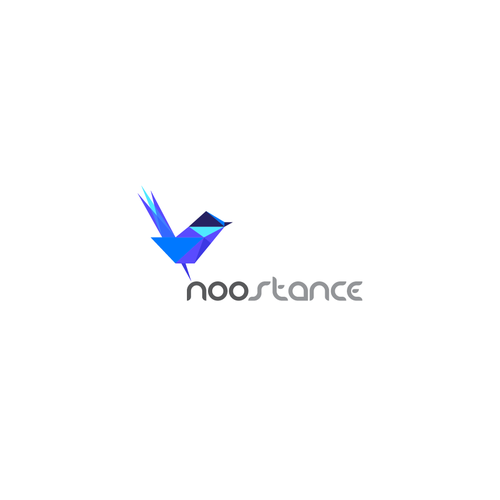 Bluebird logo with the title 'Noostance'