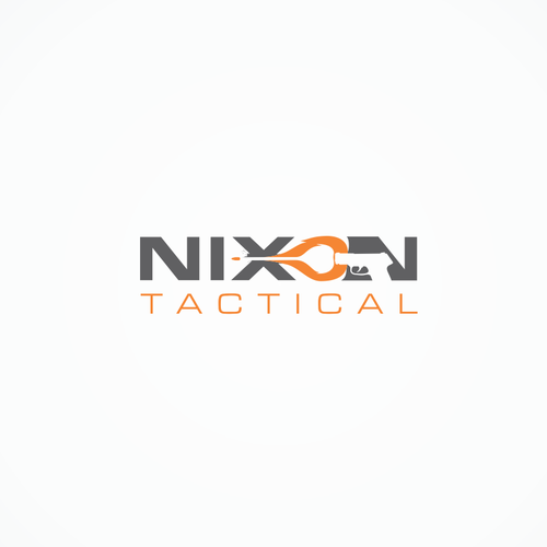 Bullet logo with the title 'Nixon Tactical'
