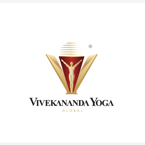 University logo with the title 'Create a Global Brand for a World-Class Yoga University'