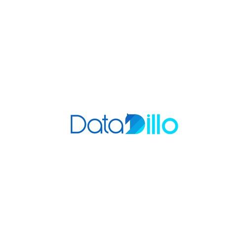 Armadillo design with the title 'DATADILLO'