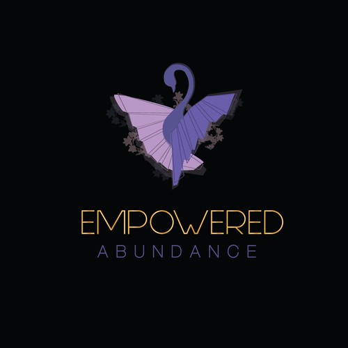 Women empowerment design with the title 'Women empowerment logo'