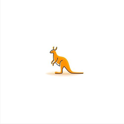 Kangaroo logo with the title 'MGLS'