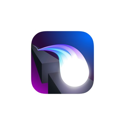 "App Icon for a Mobile Game: ""Sphere of Plasma"""