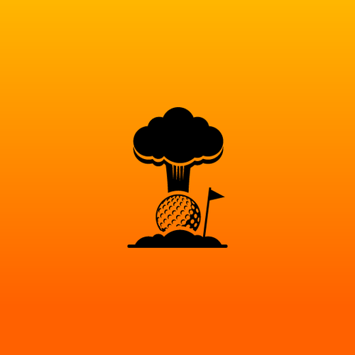 Nuclear design with the title 'Golfing Like Shooting A Nuke'