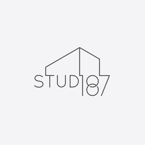 Architecture logo with the title 'STUDIO 187'