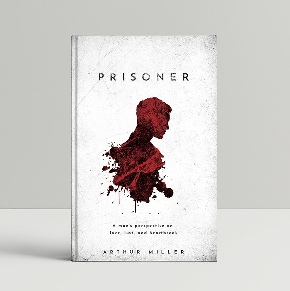 Kindle book cover with the title 'Prisoner'