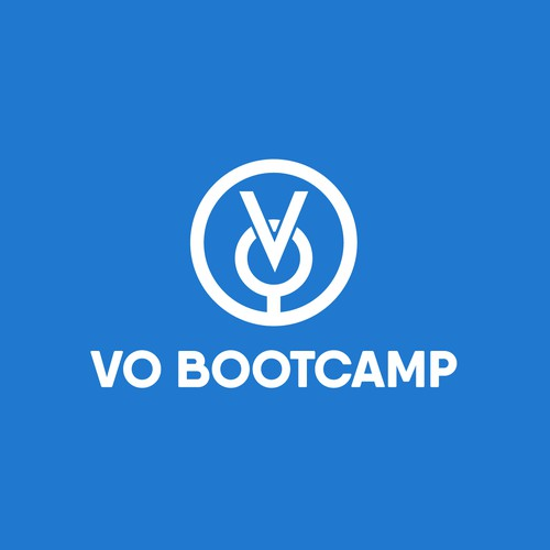 O design with the title 'VO Bootcamp'