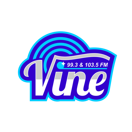 Music logo with the title 'Radio Station Logo'