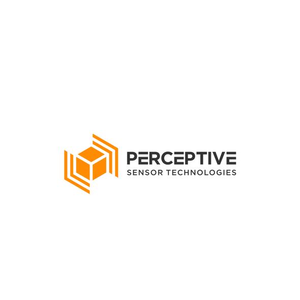 Tech company logo with the title 'Perceptive Sensor Technologies'