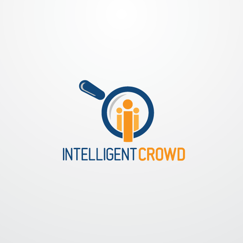 Loop logo with the title 'INTELLIGENT CROWD'