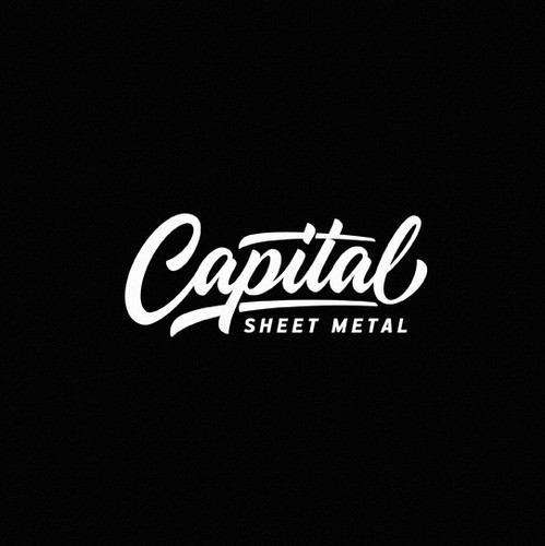 Urban logo with the title 'Capital Sheet Metal'