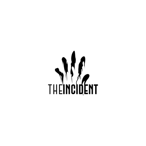 Trademark design with the title 'Incident Logo'