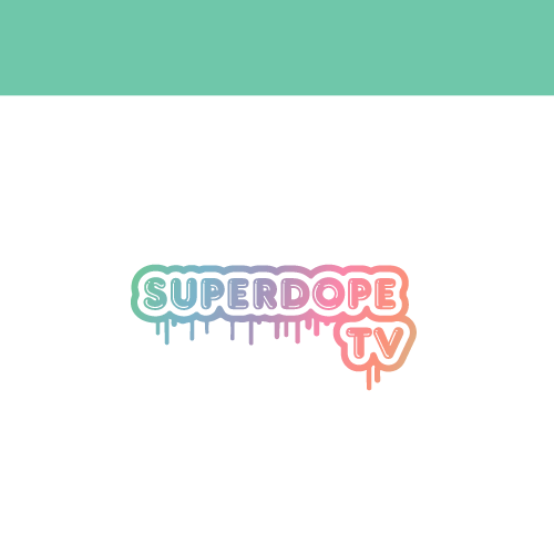 TV show design with the title 'Sugary logo for kid's tv-show company'