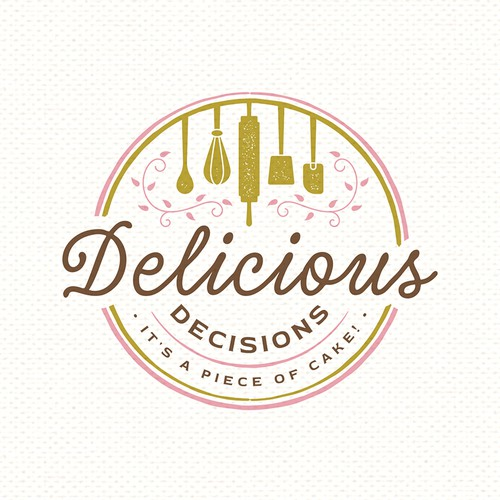 Whisk logo with the title 'Delicious Decisions'