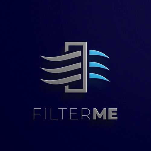 HVAC design with the title 'FILTERME'