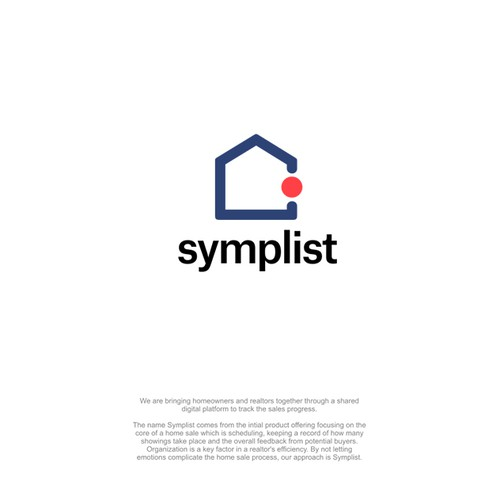 United logo with the title 'Symplist logo for property '