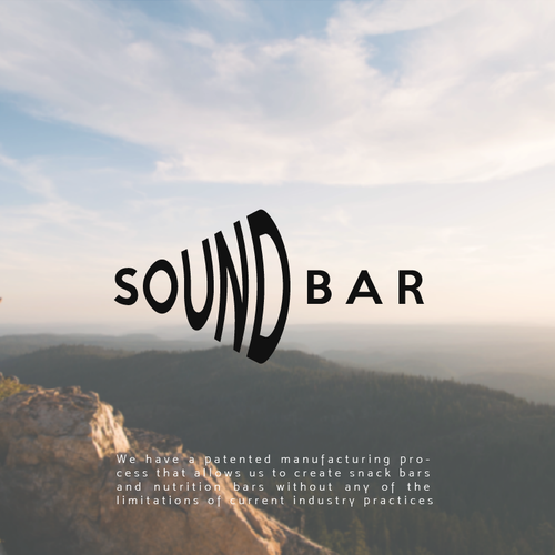 Snack logo with the title 'SoundBar'
