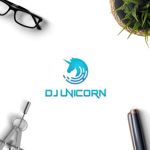 Style logo with the title 'Dj Unicorn'