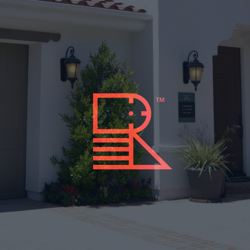 Memorable logo with the title 'Garage Door Professionals Logo'