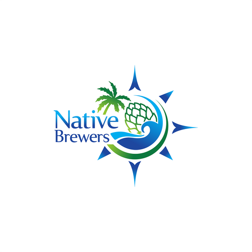 Native logo with the title 'Native Brewers'