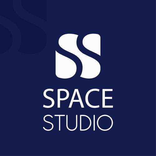 Double design with the title 'space studio'