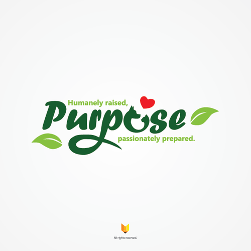 Pet food logo with the title 'Help to start Raw Pet Food business with an Awesome Logo'