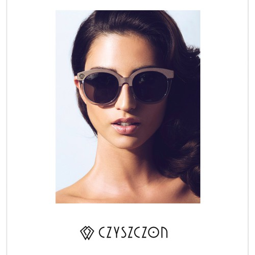 Sunglasses design with the title 'Create a brand of new fashion sunglasses and apparel for Czyszczon'