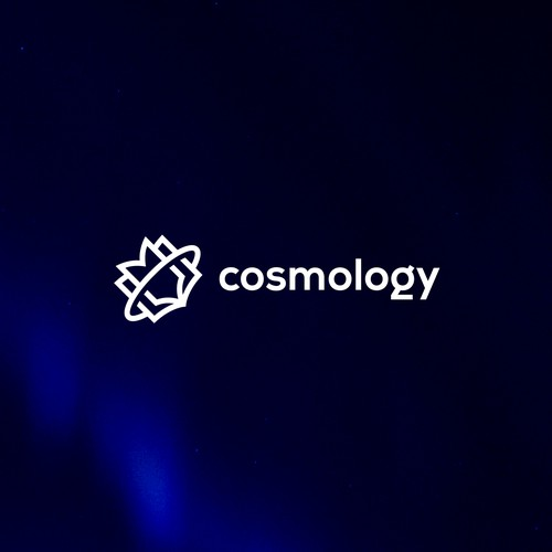 Space logo with the title 'Cosmology'