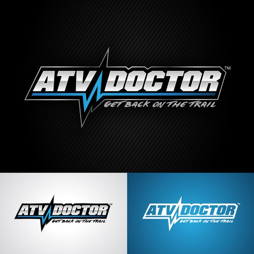 ATV logo with the title 'ATV Doctor'