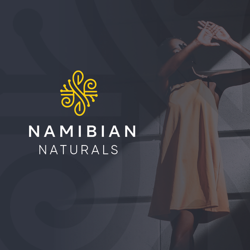 Wild logo with the title 'Namibian Naturals'