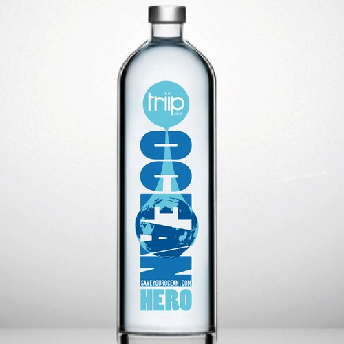 Animal packaging with the title 'packaging about eco-friendly water bottle  '