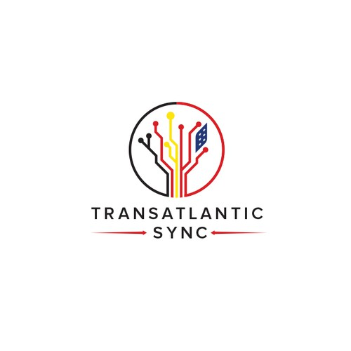 Sync logo with the title 'Transatlantic Sync'