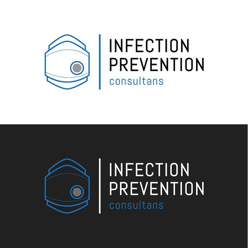 Bacteria logo with the title 'Infection Prevention Consultans'
