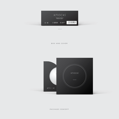 Premium Packaging for Retail Smart Home Device