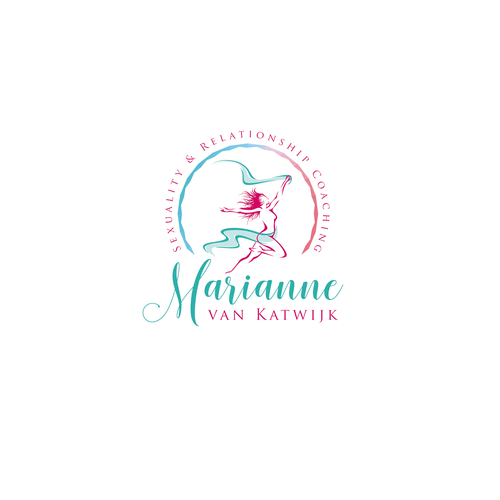 Feminine brand with the title 'Marianne van Katwijk'