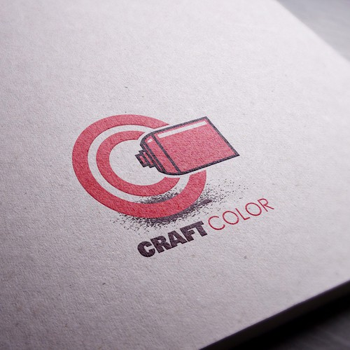 Spray logo with the title 'Craft Color'