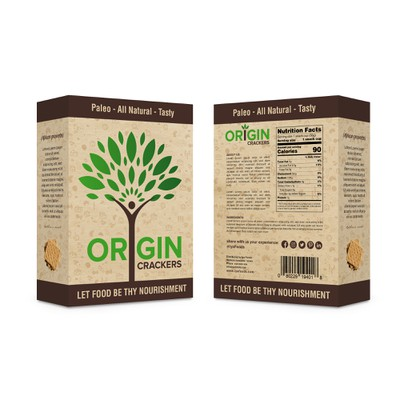 ORIGIN CRACKERS