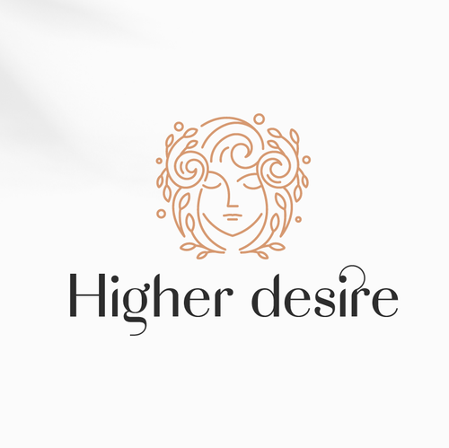 Consulting brand with the title 'Higher Desire'