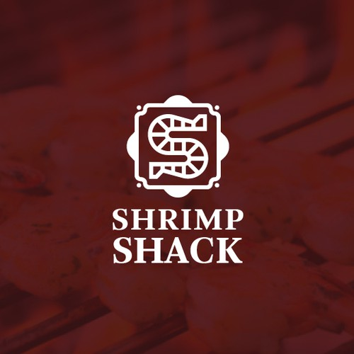 Shrimp design with the title 'Shrimp S'