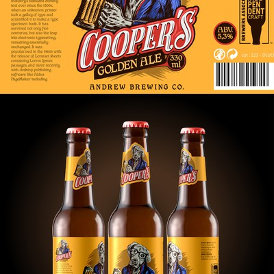 Coopers Golden Ale
