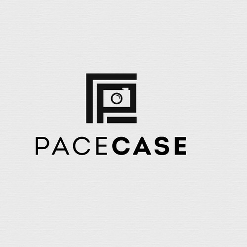 Photo design with the title 'Pace Case'