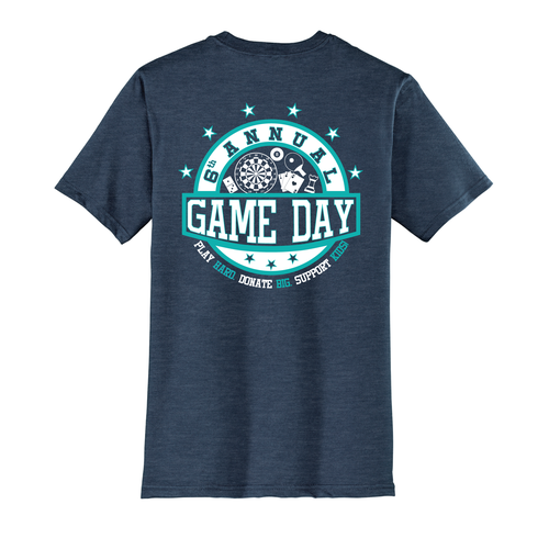 Dart logo with the title 'Game Day'