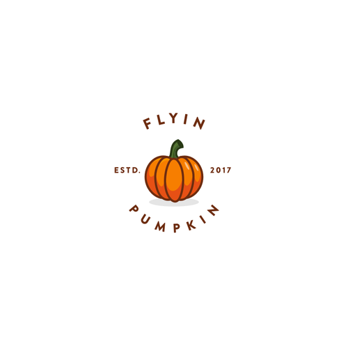 Pumpkin logo with the title 'FlyIn Pumpkin'