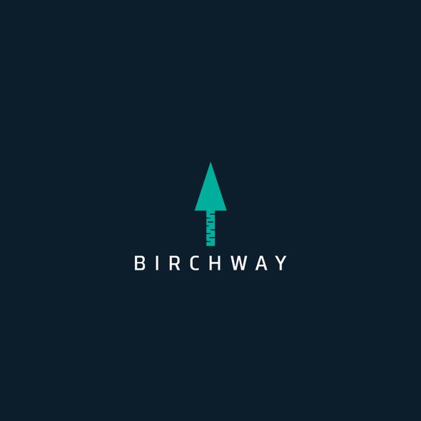 Birch design with the title 'Birchway Logo'