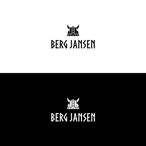 Odin logo with the title 'Berg Jansen'